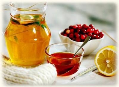 Чай для профилактики гриппа и простуды